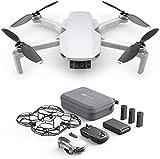 DJI Mavic Mini Combo - Dron Ultraligero y Portátil, Sin Care Refresh, Duración Batería 30 Minutos, Sin Tarjeta, Distancia...