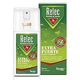 Relec Extra Fuerte Spray Antimosquitos, Repelente de Mosquitos, Eficaz Contra El Mosquito Tigre, Eficacia y Protección Contra las...