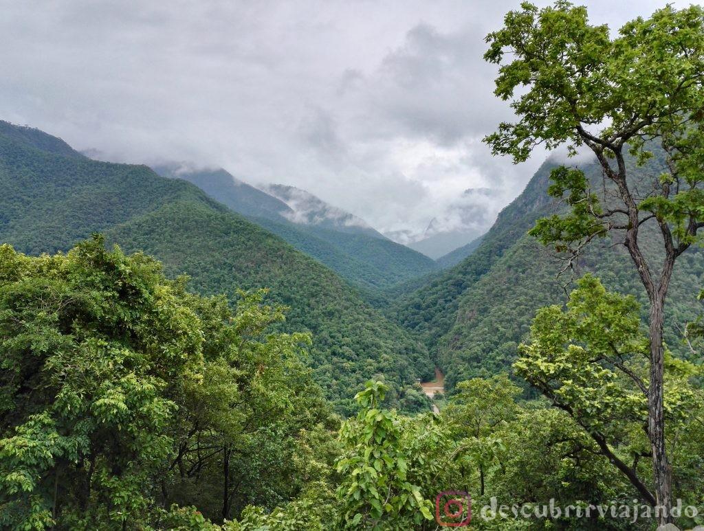 Vistas carretera Mae Hong Son