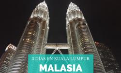 Kuala Lumpur Torres Petronas