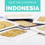 Internet barato en Indonesia: La mejor tarjeta SIM