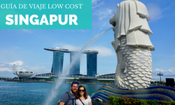 Marina Bay y Merlion