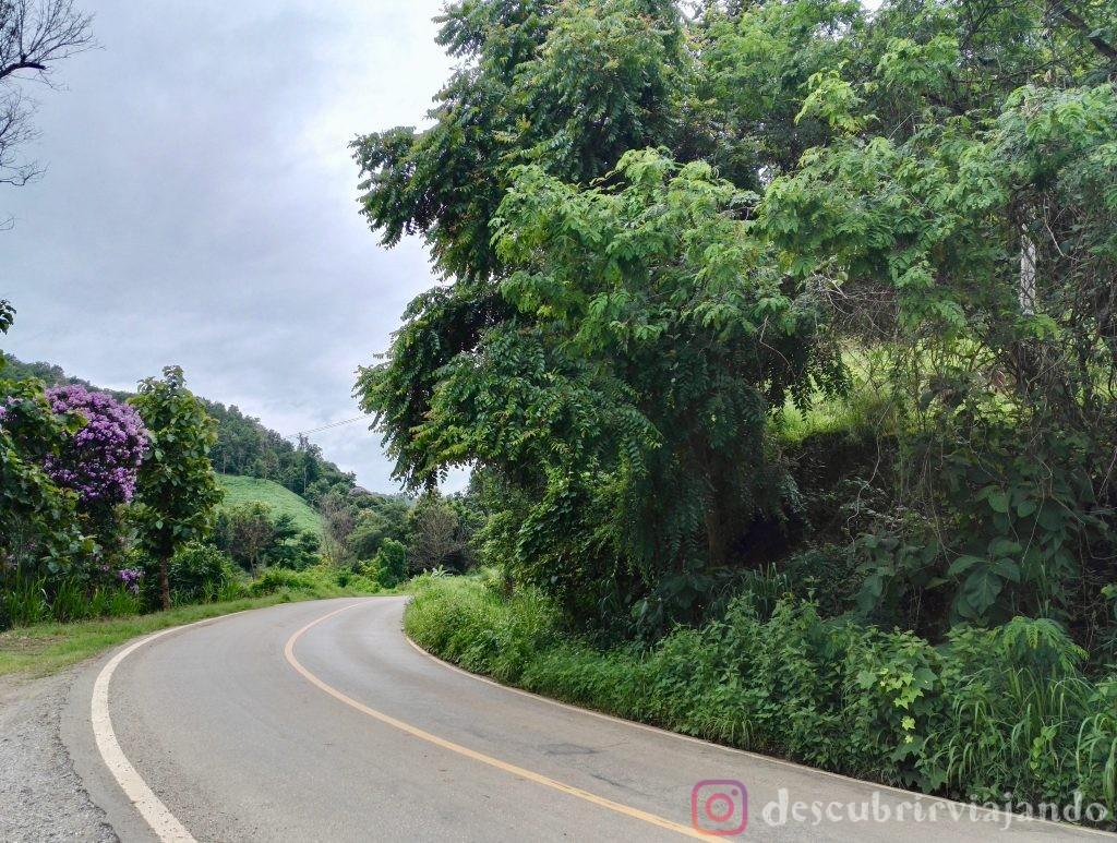 Carretera Mae Hong Son
