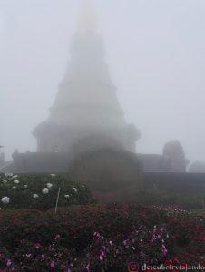 Estupa Doi Inthanon
