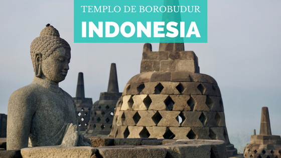 [Indonesia] Borobudur