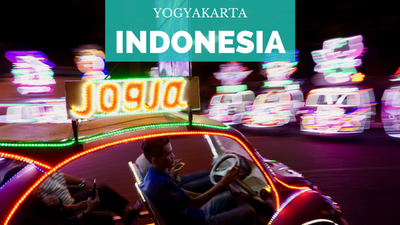 [Indonesia] Yogyakarta