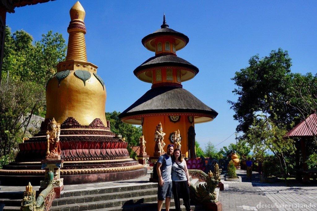 Brahma Vihara Arama Templo secundario