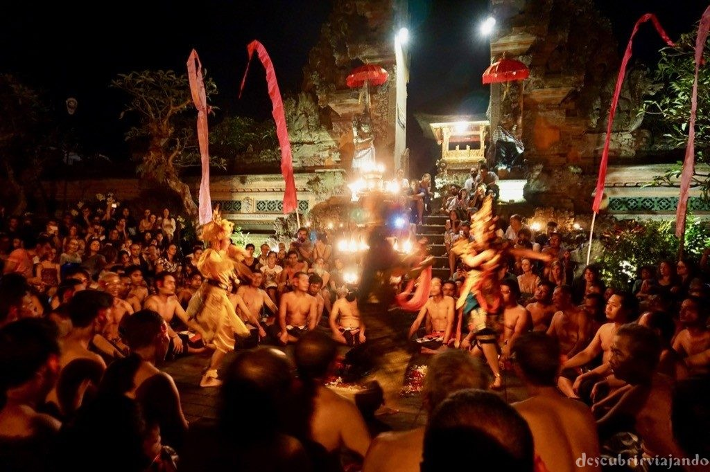 Danza Kechak Ubud