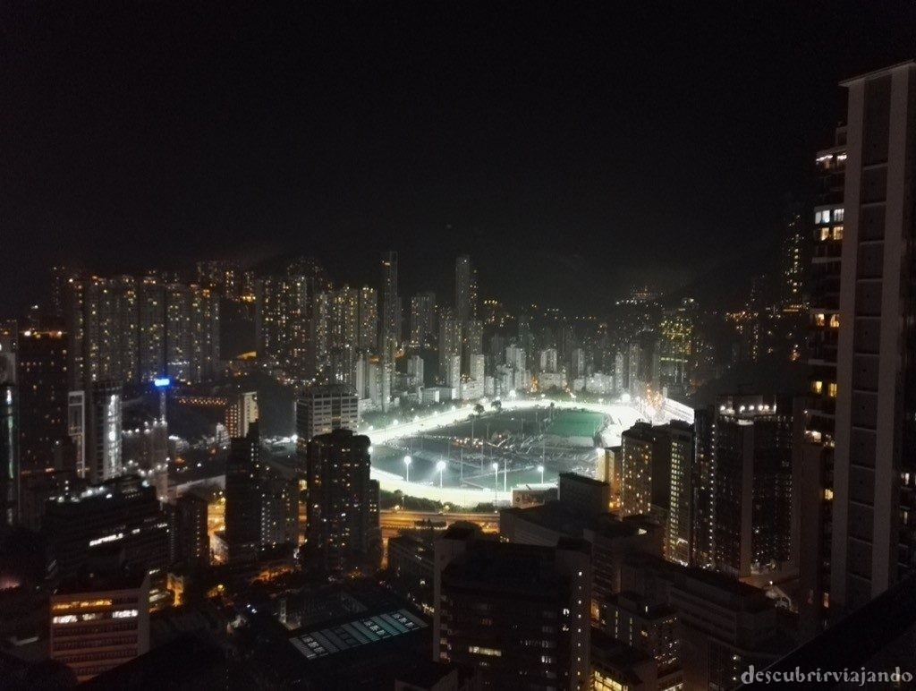 HK night