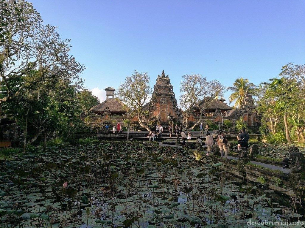 Ubud Pura Taman Saraswati