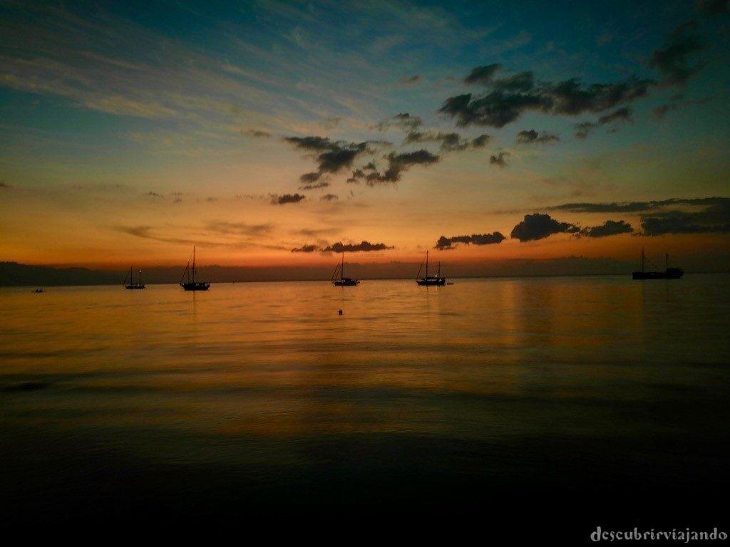 Lovina sunset 2