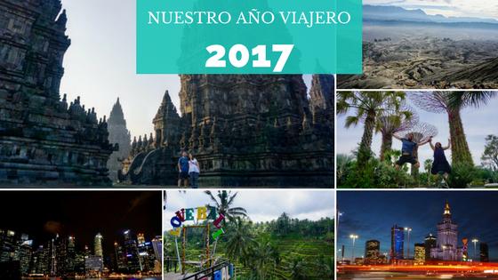 Nuestro 2017 viajero