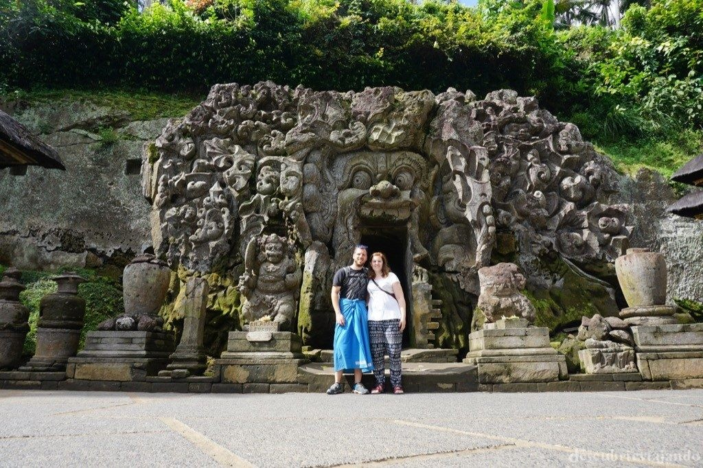 Puerta Goa Gajah Ubud