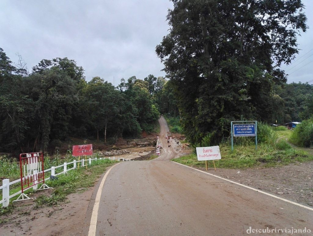 Carretera-cortada-Pai-Tham-Lod