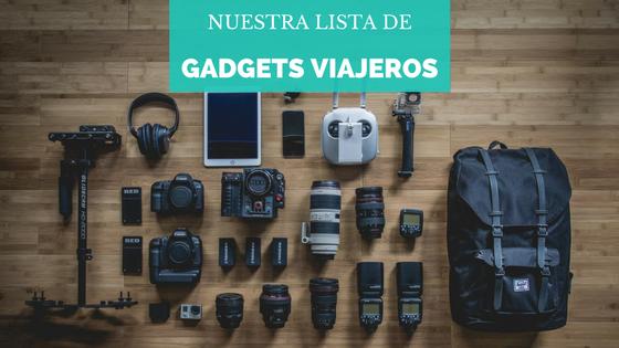 Lista Gadgets