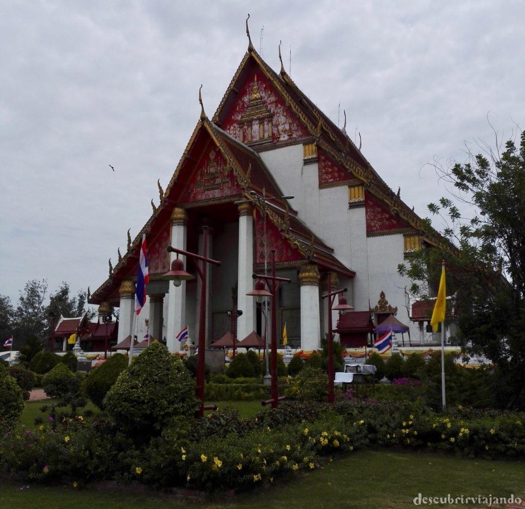 Vihara-Phra-Mongkhon-Bophit