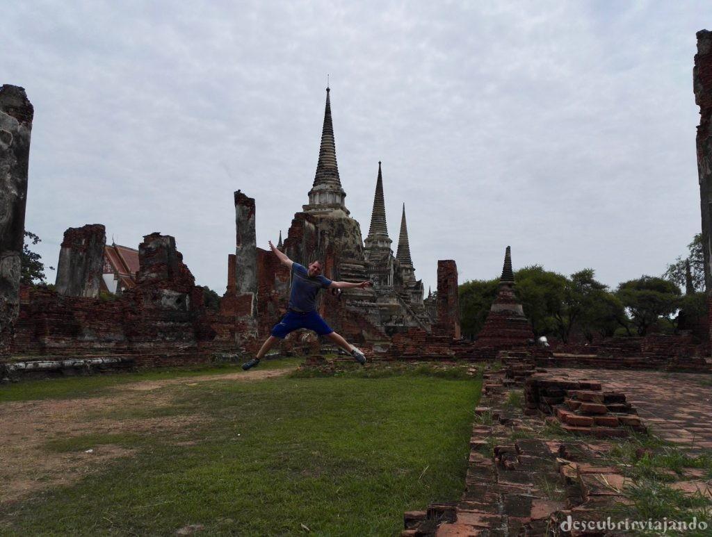 Wat-Phra-Sri-Sanphet