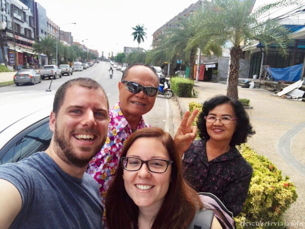 Familia-tailandia