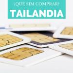 Internet barato en Tailandia: La mejor tarjeta SIM