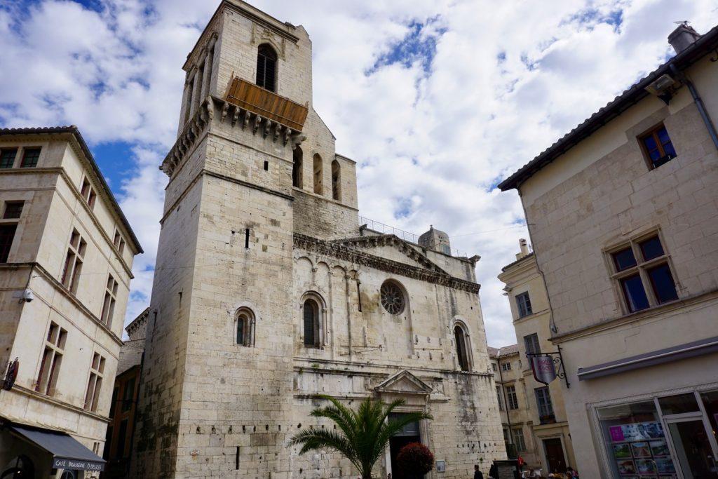 Catedral basílica de Nuestra Señora y San Castor Nimes