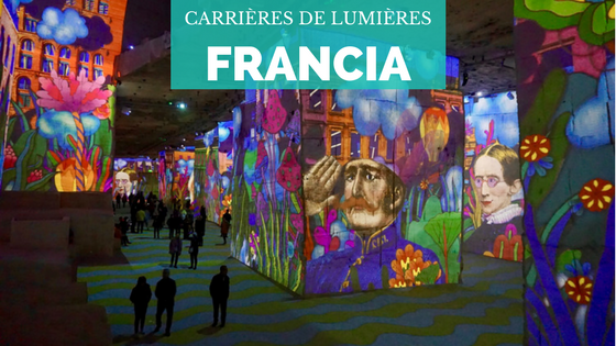 [Francia] Carrieres de Lumieres
