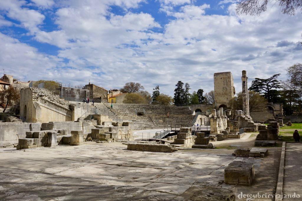 Teatro romano Arles