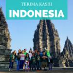 ¡Terima kasih Indonesia!