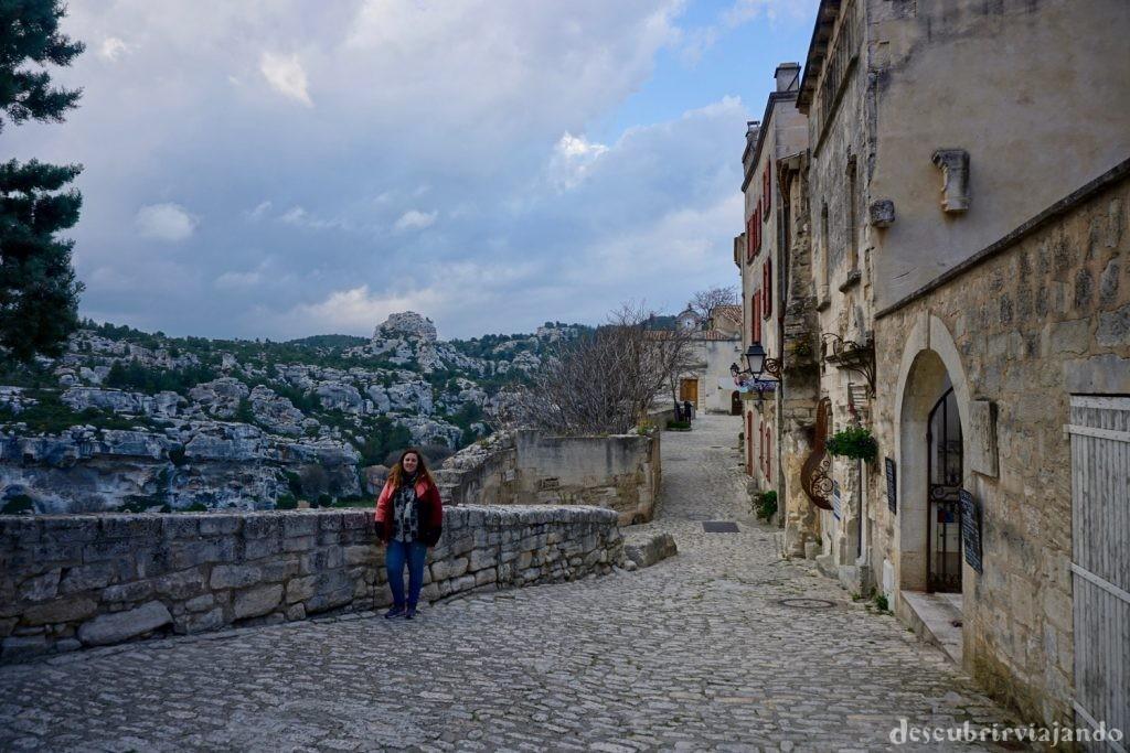 Les Baux-de-Provence calles