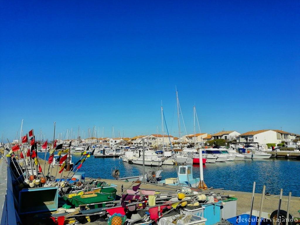Puerto-Santes-Maries-de-la-Mer