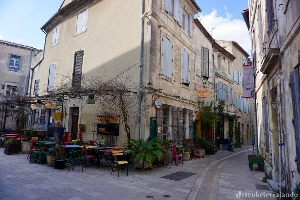 Saint-Rémy-de-Provence calles