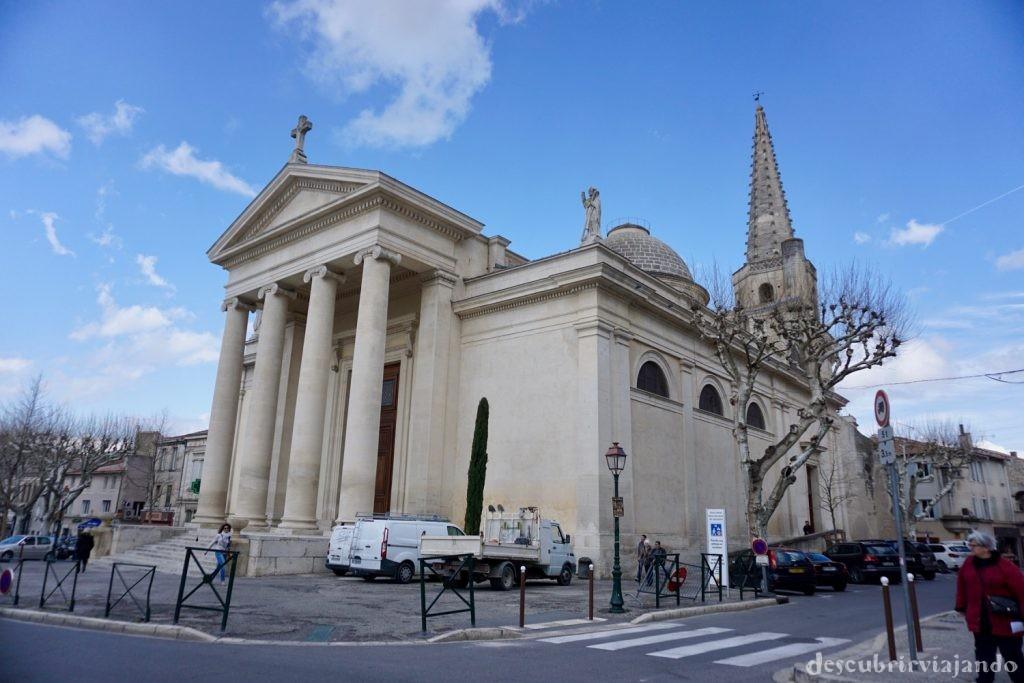 Saint-Rémy-de-Provence iglesia
