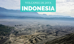 [Indonesia] Volcanes de Java