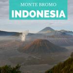 Amanecer en el Monte Bromo