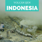 Kawah Ijen: El volcán de azufre y Blue fire