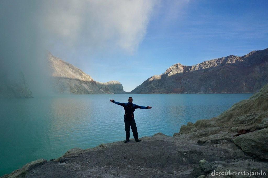 Lago Ijen