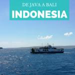 ¿Cómo ir de Java a Bali?