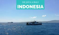 [Indonesia] De Java a Bali