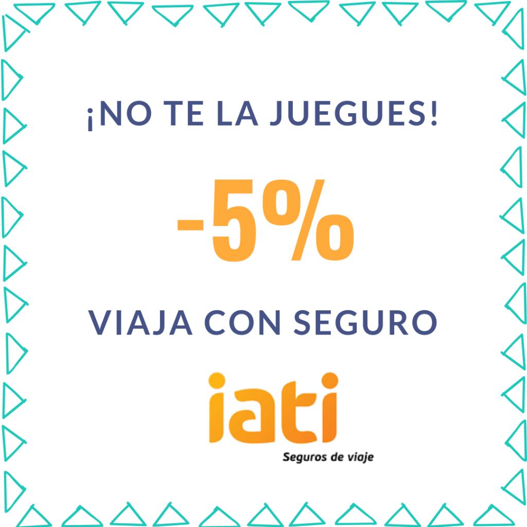 5% IATI
