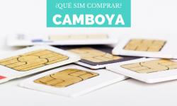 [Camboya] Mejor SIM