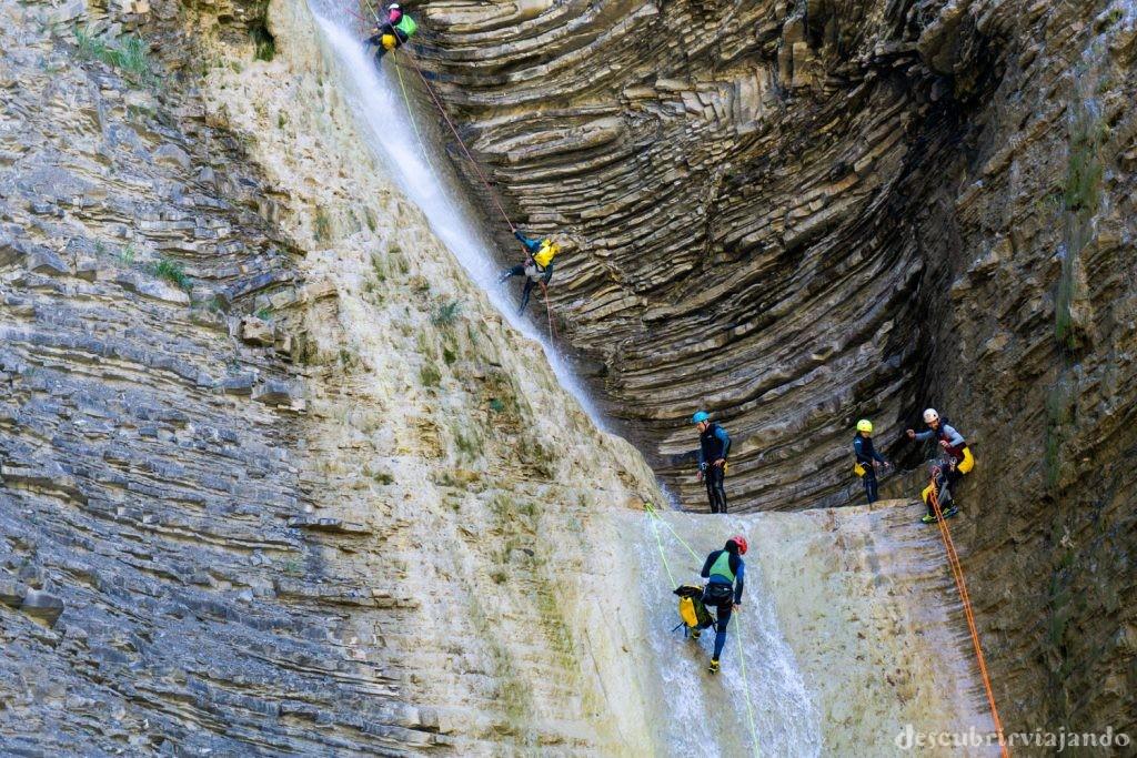 Cascada de Oros Alto