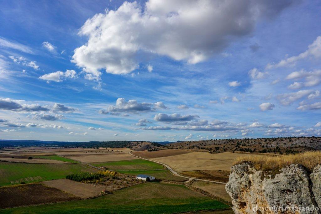 Vistas desde Calatañazor