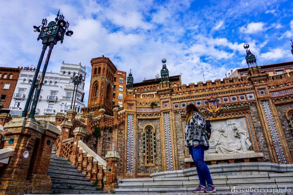 Escaleras Teruel
