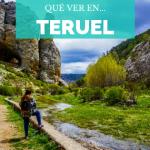 ¿Qué ver en la provincia de Teruel?