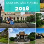 ¡Nuestro 2018 viajero!