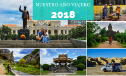 Nuestro 2018 viajero