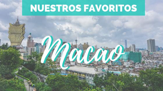 Portada Nuestros favoritos_ Macao