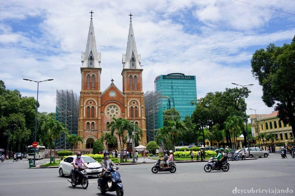 Basílica de Notre-Dame Ho Chi Minh