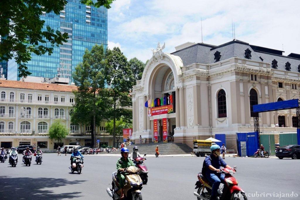 Ópera Ho Chi Minh