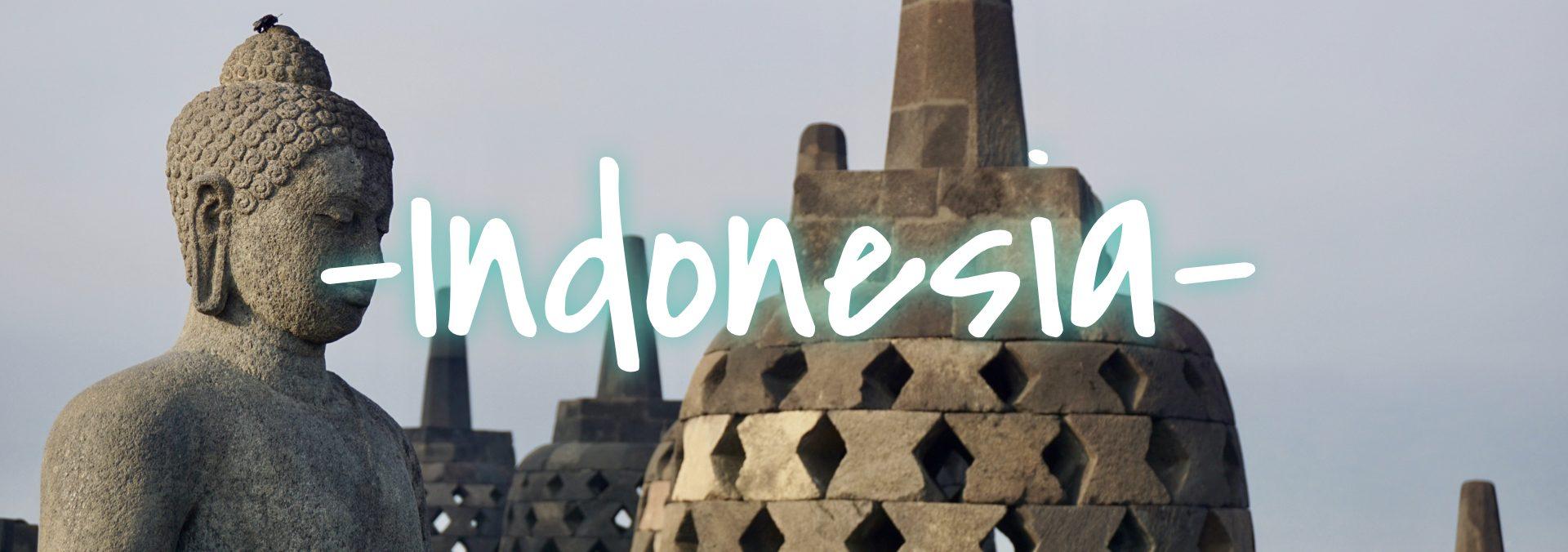 Guía viaje Indonesia