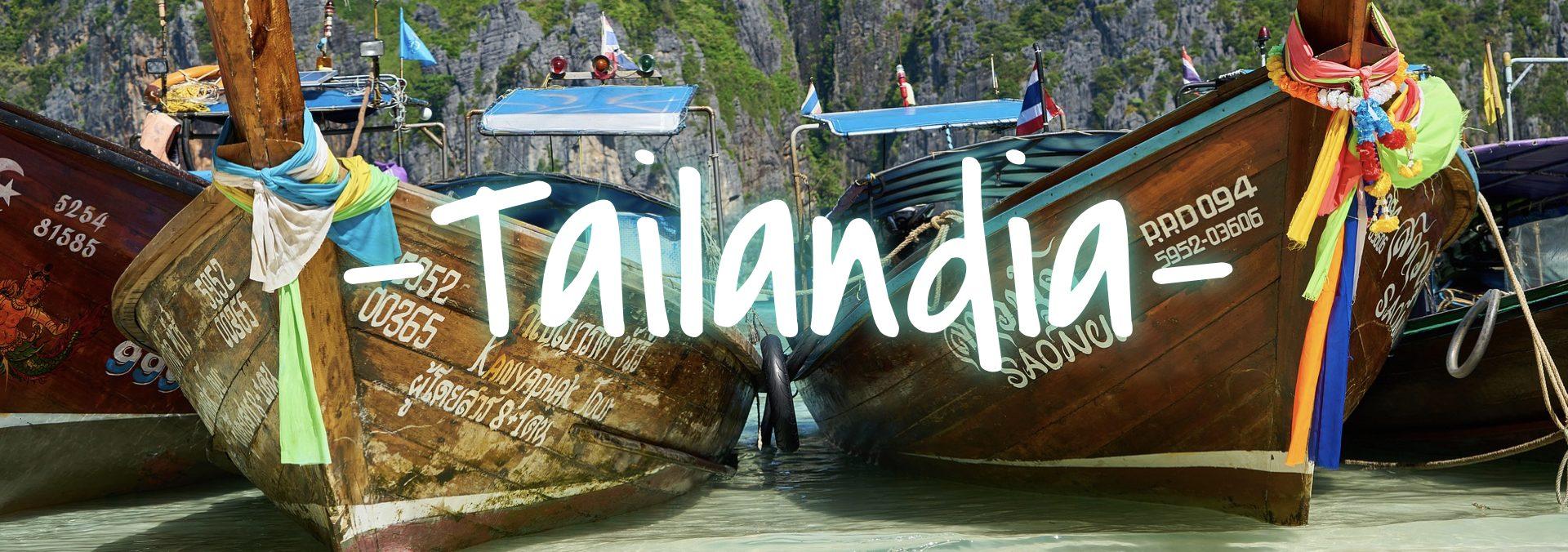 Guía viaje Tailandia